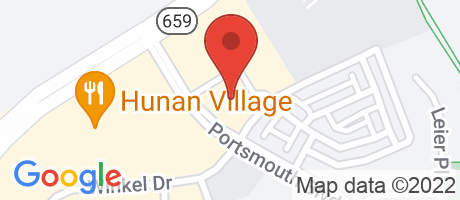 Branch Location Map - Wells Fargo Bank, Belmont Green Branch, 42995 Eastern Kingbird Plaza, Ashburn VA