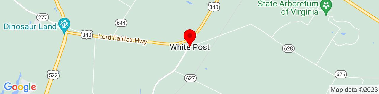 Google Map of 39.0570514, -78.1036099
