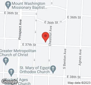3630 Chestnut Ave