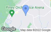 Map of Odenton, MD