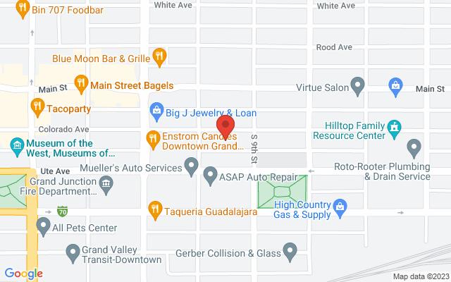 static image of 831 Colorado Ave, Grand Junction , Colorado