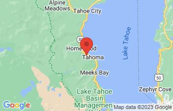 Map of Tahoma