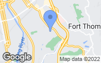 Map of Southgate, KY