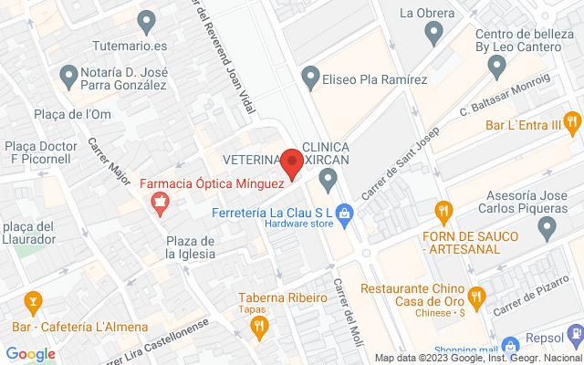 Administración nº2 de Villanueva de Castellon