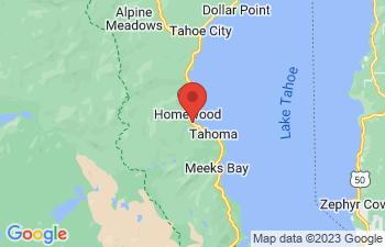 Map of Homewood