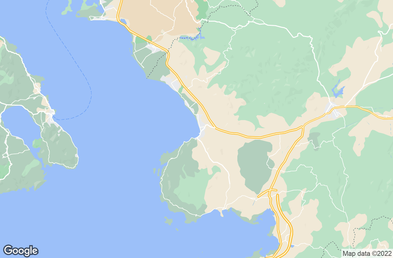 Google Map of Dikili