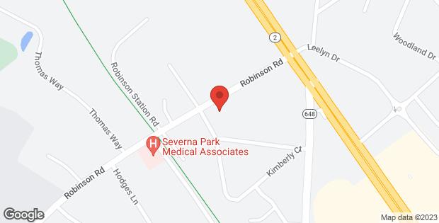11 ROBINSON RD Severna Park MD 21146