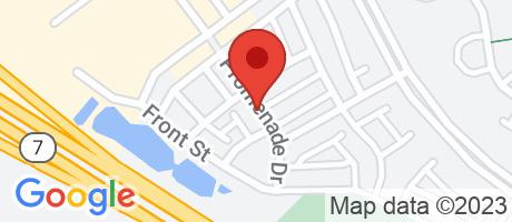 Branch Location Map - Capital One Bank, Lansdowne Branch, 19301 Promenade Dr, Leesburg VA