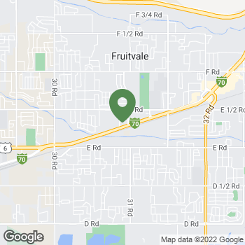 Map of Terminix at 3096 I-70 Business Loop, Grand Junction, CO 81504