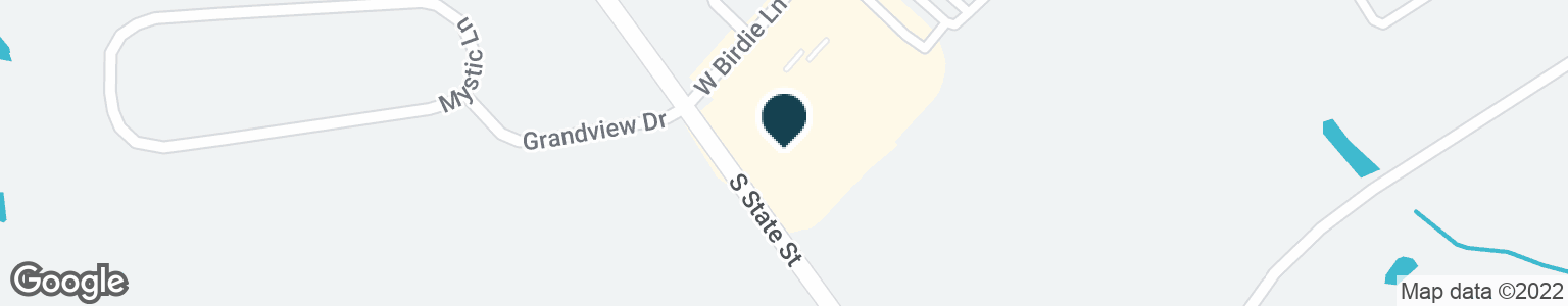 Google Map of52 W BIRDIE LN