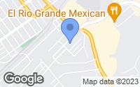 Map of Newport, KY