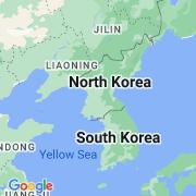 Le thème Corée sur notre carte histoire-géo