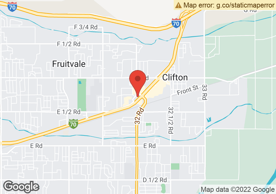 Google Map of 572 32 RD