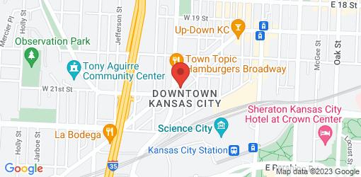 Directions to Cafe Gratitude Kansas City