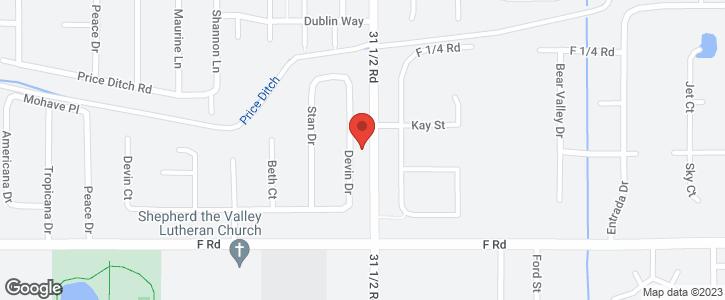 612 Devin Court Grand Junction CO 81504