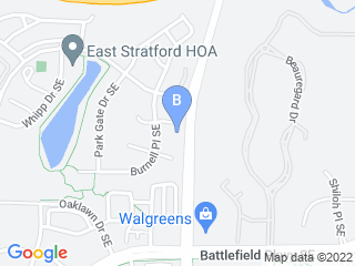 Map of Mommy and Me Pet Care Dog Boarding options in Leesburg | Boarding