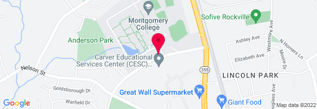 Map for Robert E. Parilla Performing Arts Center