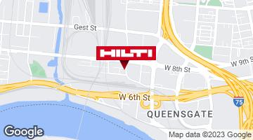 Get directions to Hilti Store Cincinnati