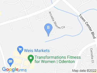 Map of Tails on Trails LLC Dog Boarding options in Odenton | Boarding