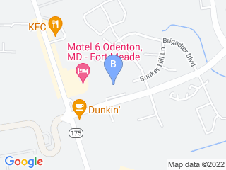 Map of All My Canine Companions Dog Boarding options in Odenton | Boarding