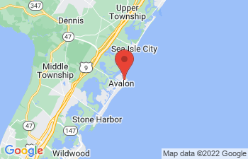 Map of Avalon