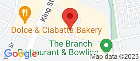 Branch Location Map - Cardinal Bank, Leesburg Branch, 20 Catoctin Circle Se, Leesburg VA