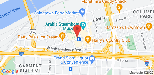 Directions to Blue Nile Cafe