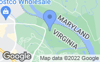 Map of Leesburg, VA