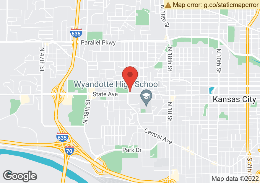 Google Map of 2850 STATE AVE