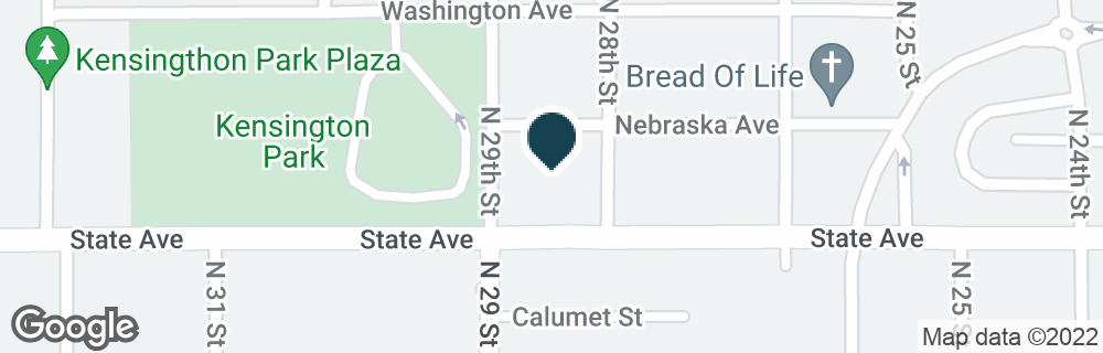 Google Map of2850 STATE AVE