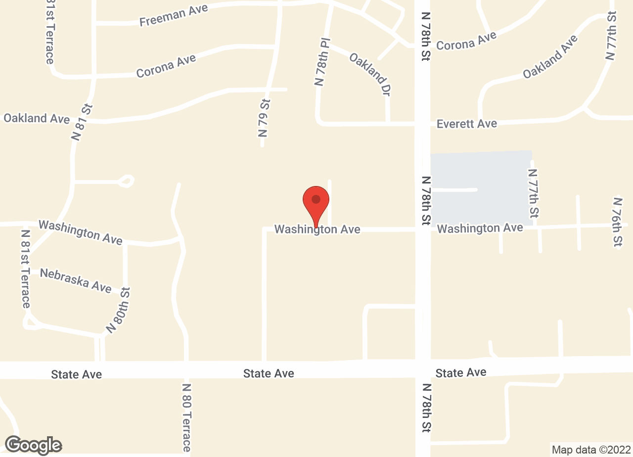 Google Map of VCA Welborn Animal Hospital