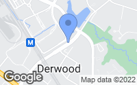 Map of Derwood, MD
