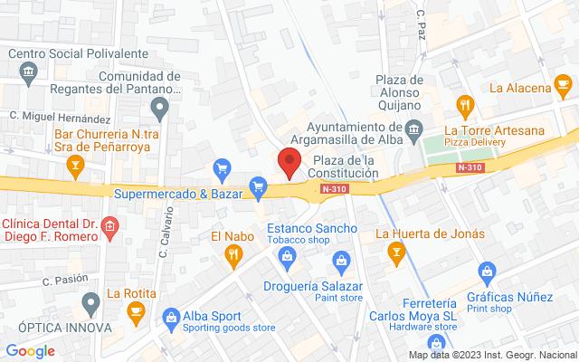Administración nº2 de Argamasilla de Alba