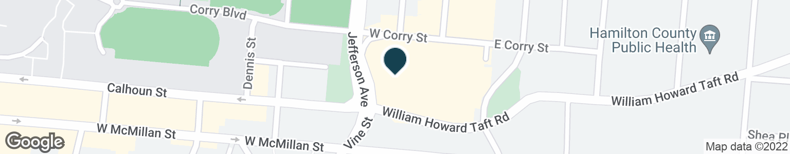 Google Map of3 W CORRY ST