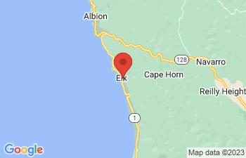 Map of Elk