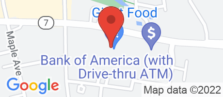 Branch Location Map - PNC Bank, Main Street Station @ Giant Branch, 1000 East Main Street, Purcellville VA