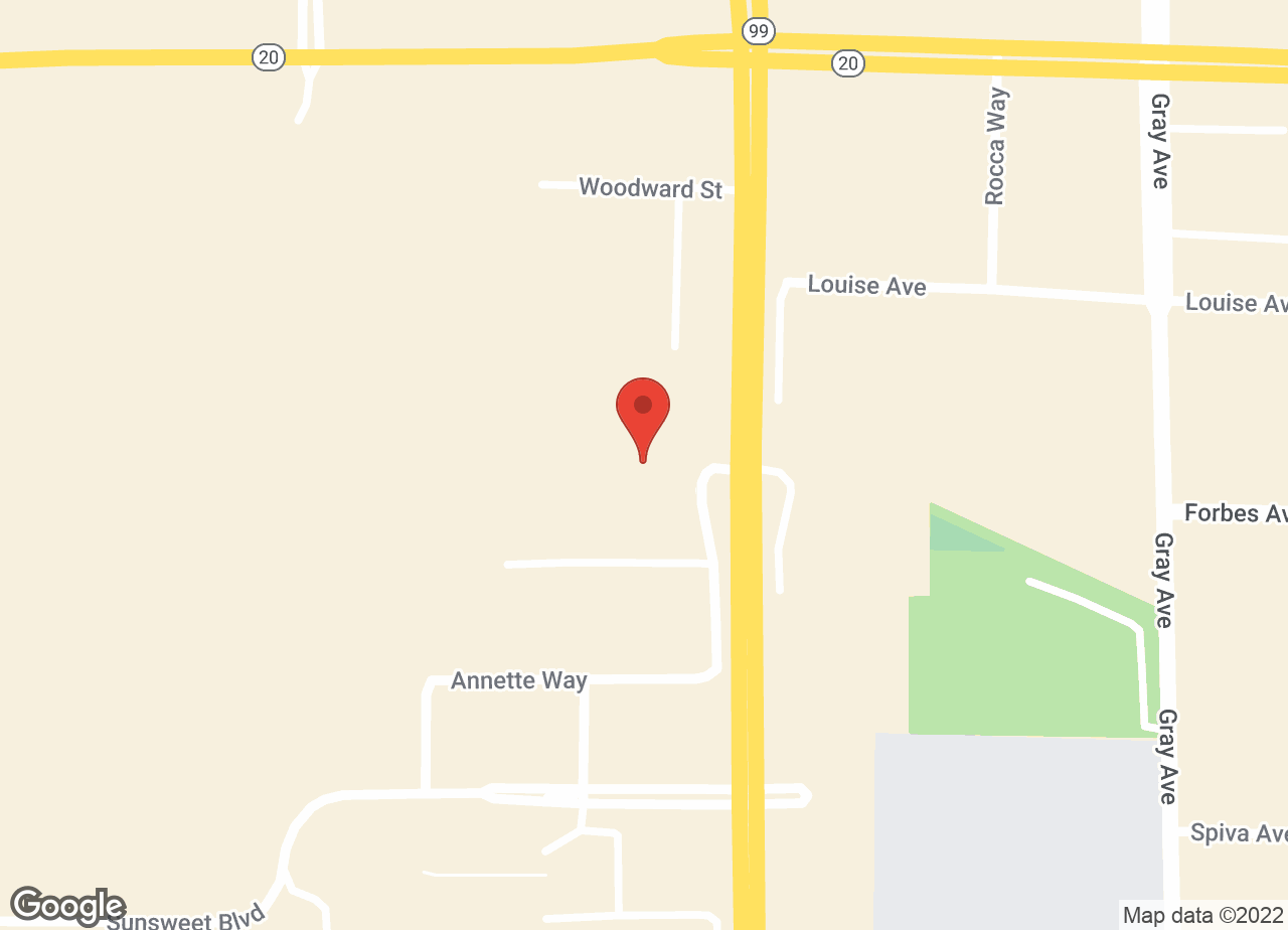 Google Map of VCA Northpointe Animal Hospital