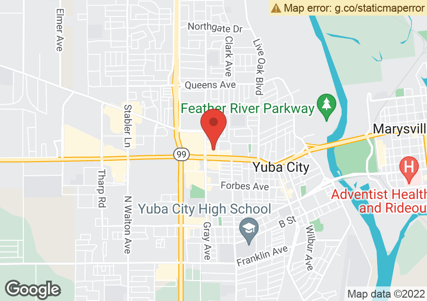 Google Map of 855 COLUSA AVE