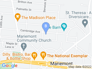 Map of Stay at Home Pet Services Dog Boarding options in Cincinnati | Boarding
