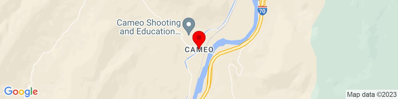 Google Map of 39.1493765, -108.3183562