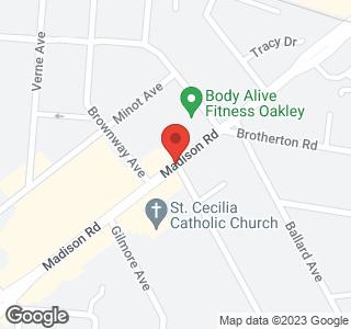 3135 Madison Road