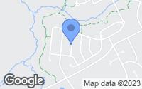 Map of Olney, MD