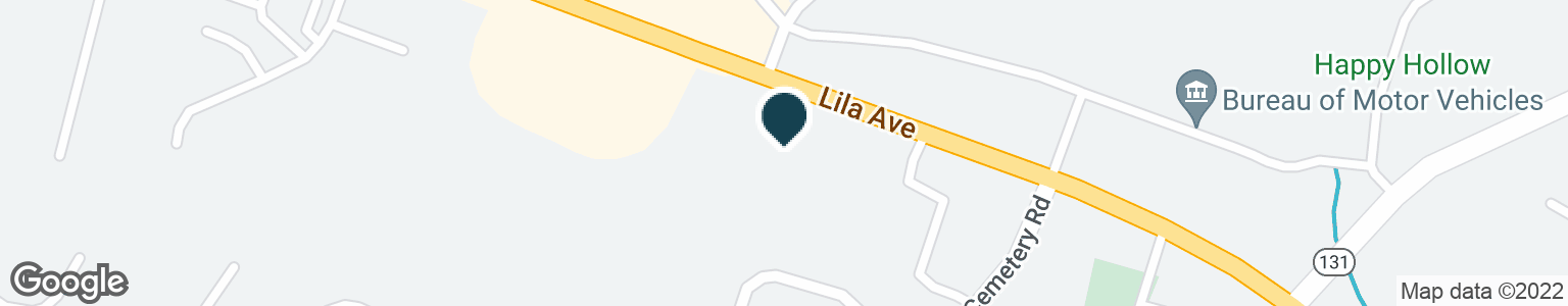 Google Map of932 LILA AVE