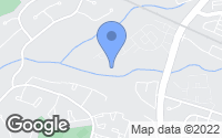 Map of Germantown, MD