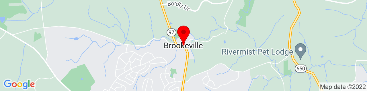 Google Map of 39.1806623, -77.0591452
