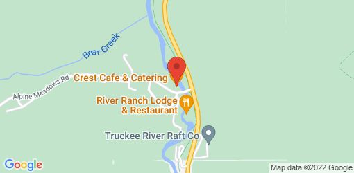 Directions to Crest Cafe & Catering