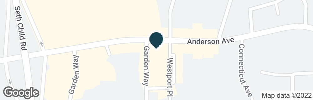 Google Map of2719 ANDERSON AVE