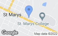 Map of Saint Marys, KS