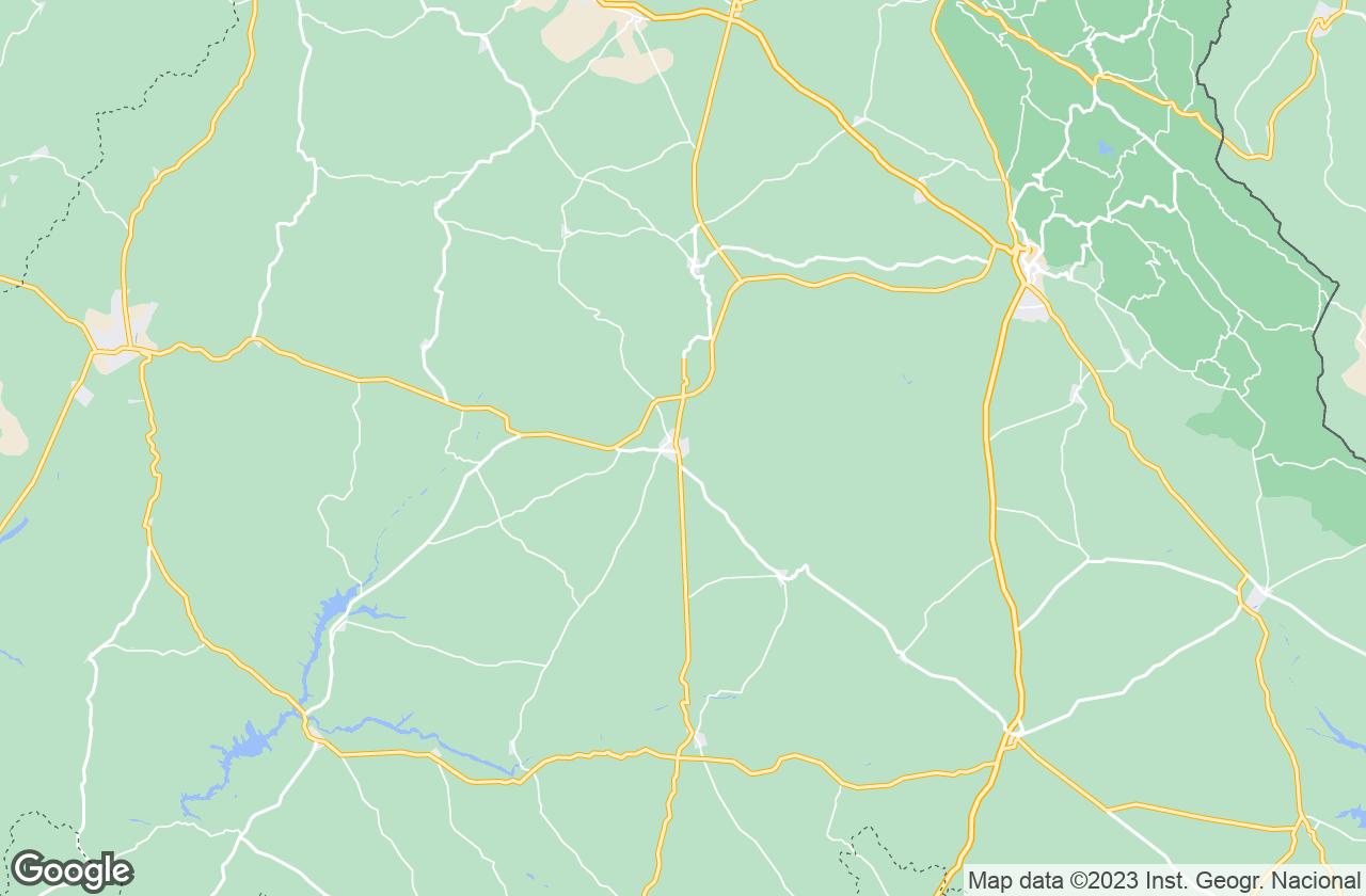 Google Map of التر دو تشاو