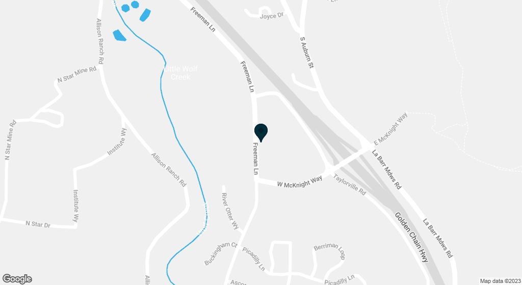 10048 Pineapple Court Grass Valley CA 95949